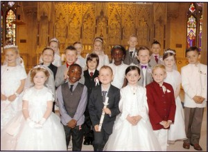 First holy Communion Class 2014