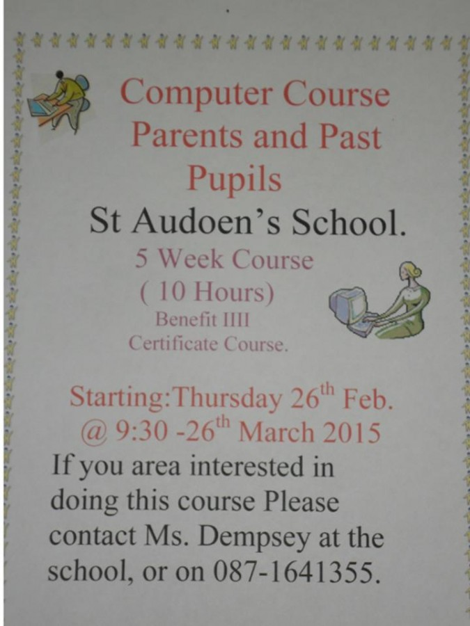 Courses for Parents