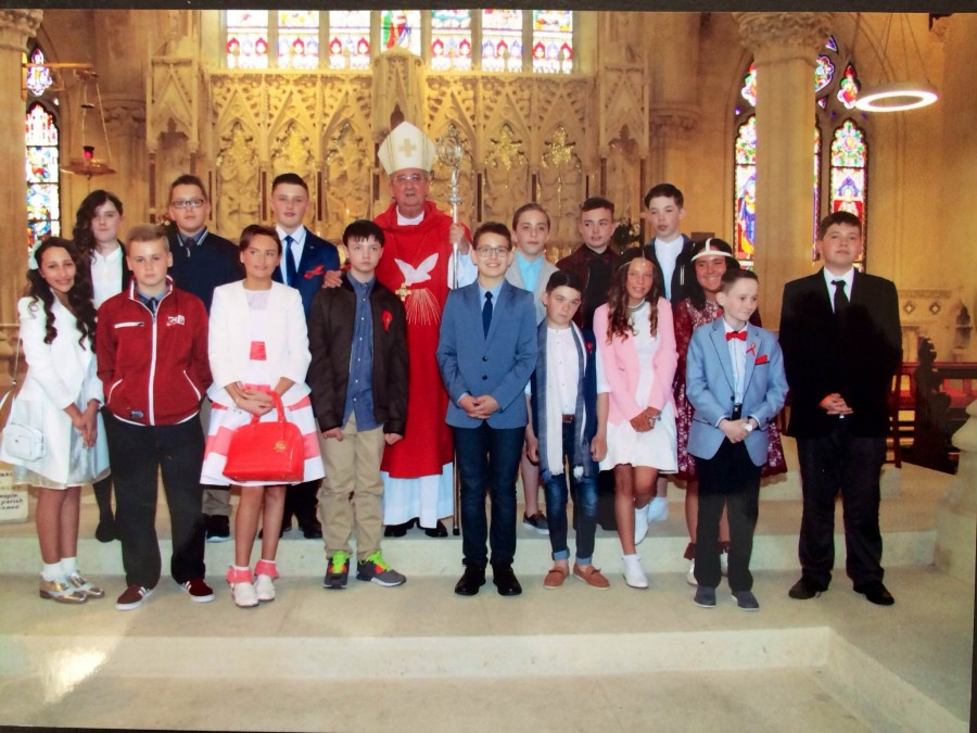 Confirmation 2015