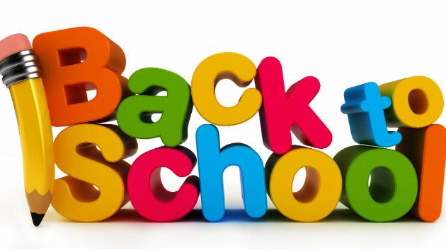 Back to School September 2015
