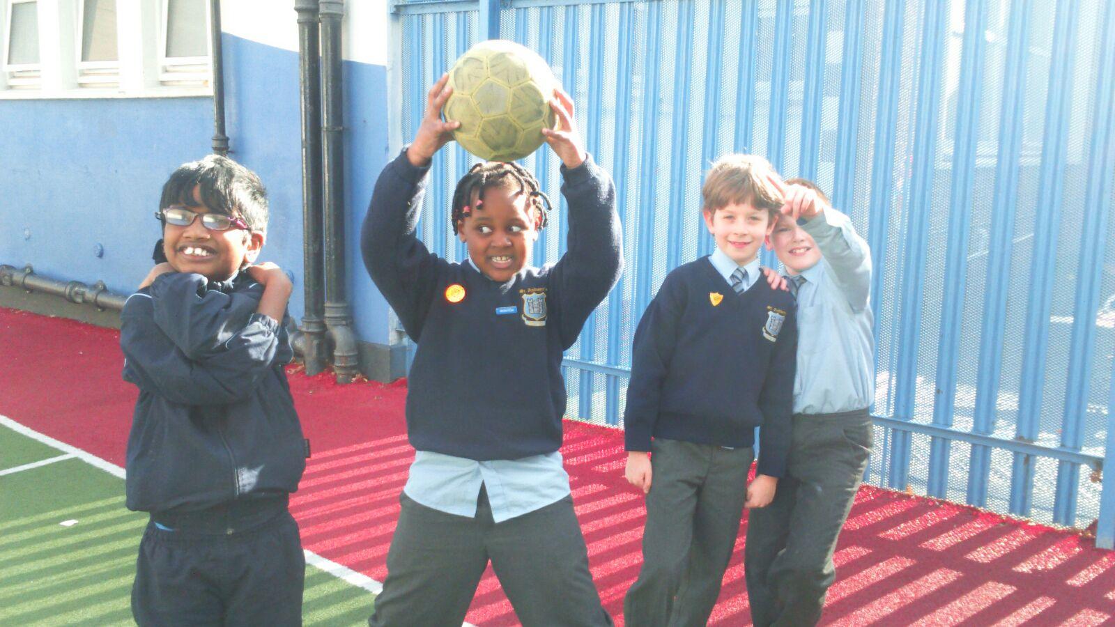 Room 6: Football Skills
