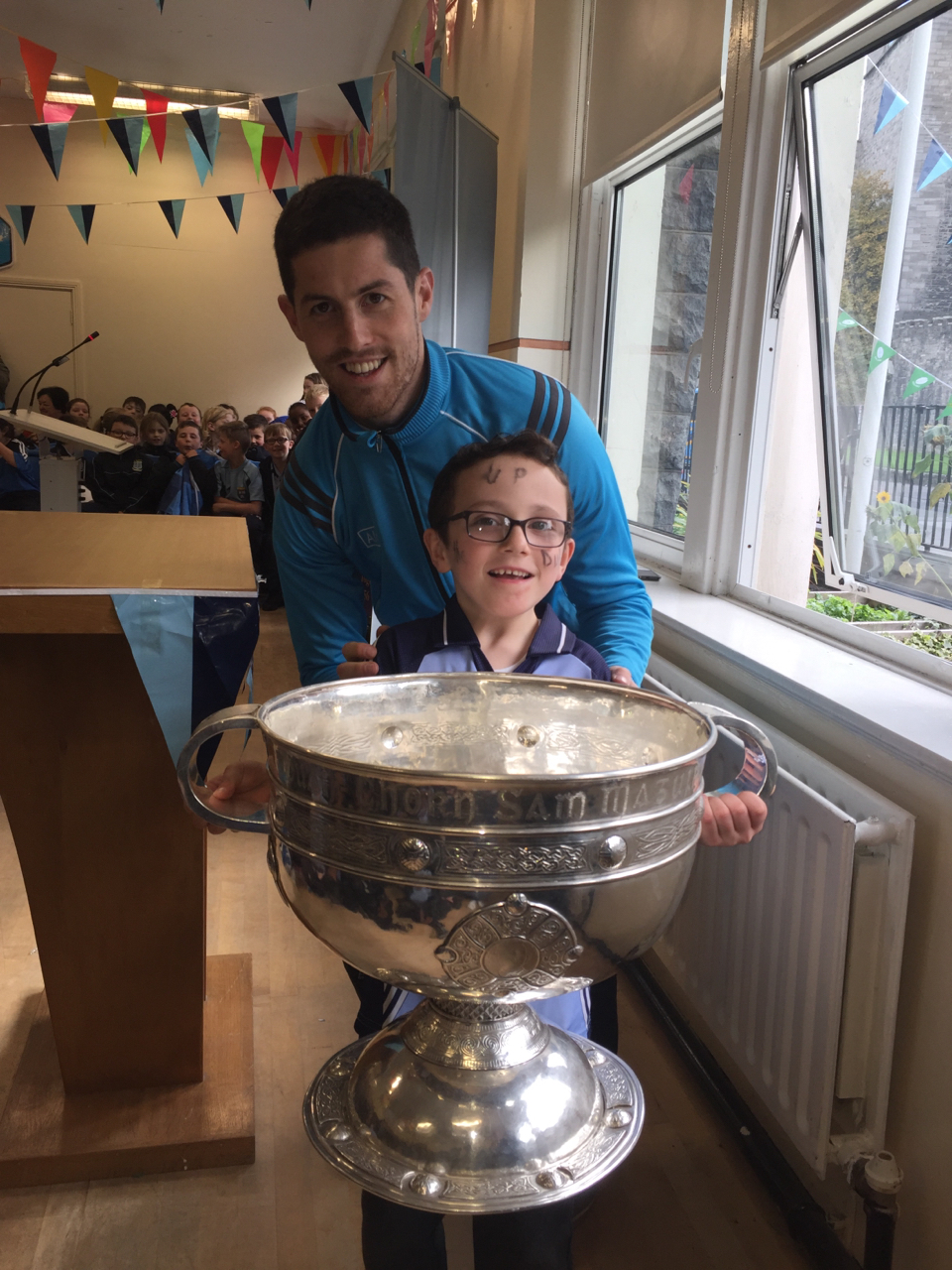 The Sam Maguire Visit 2015!