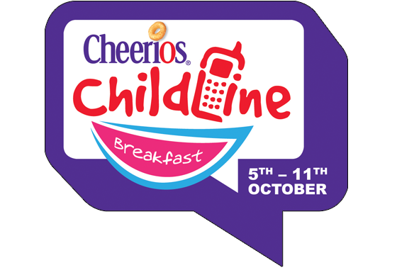 Cheerios Childline Breakfast Together