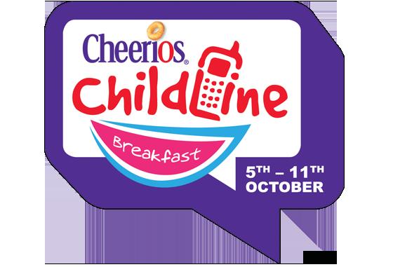 Cheerios Childline Breakfast Together