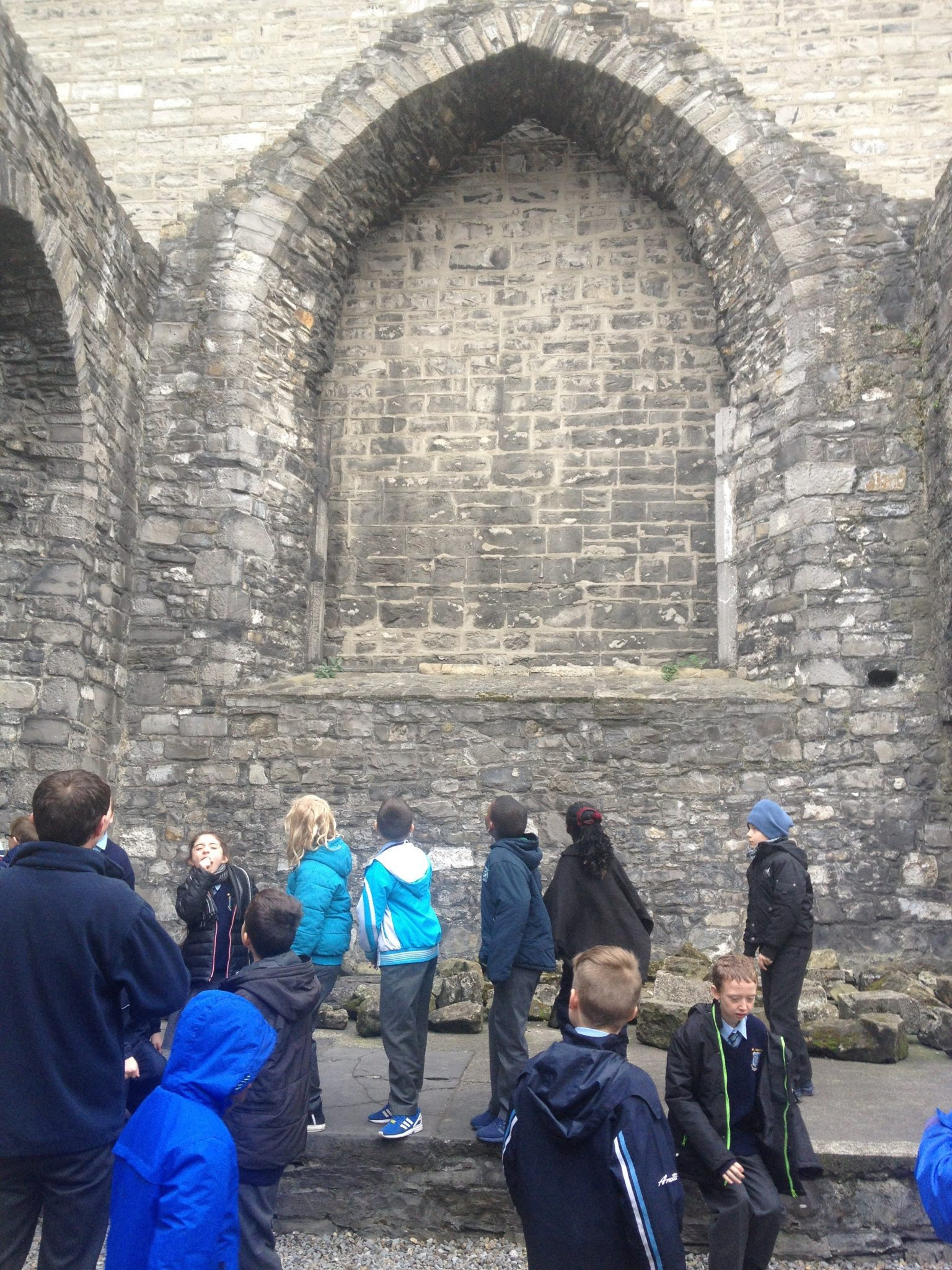 St Audoen's Church Visit