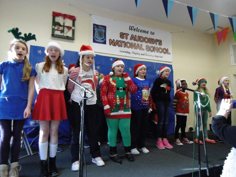 Room 9's Christmas Show