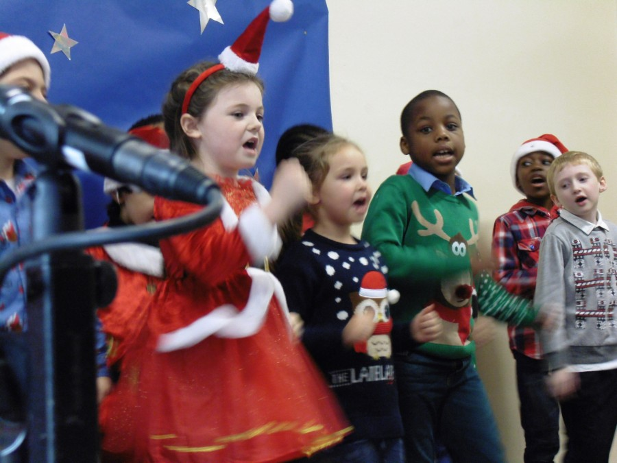 Room 4's Christmas Performance