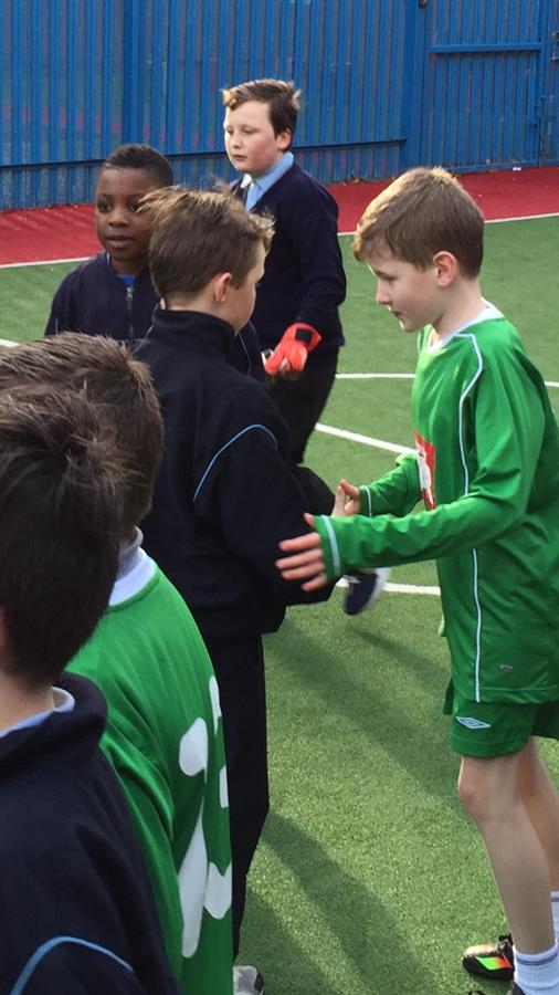 Football: St Audoen's V Francis St CBS
