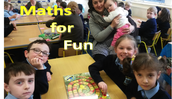 Maths for Fun in Room 3
