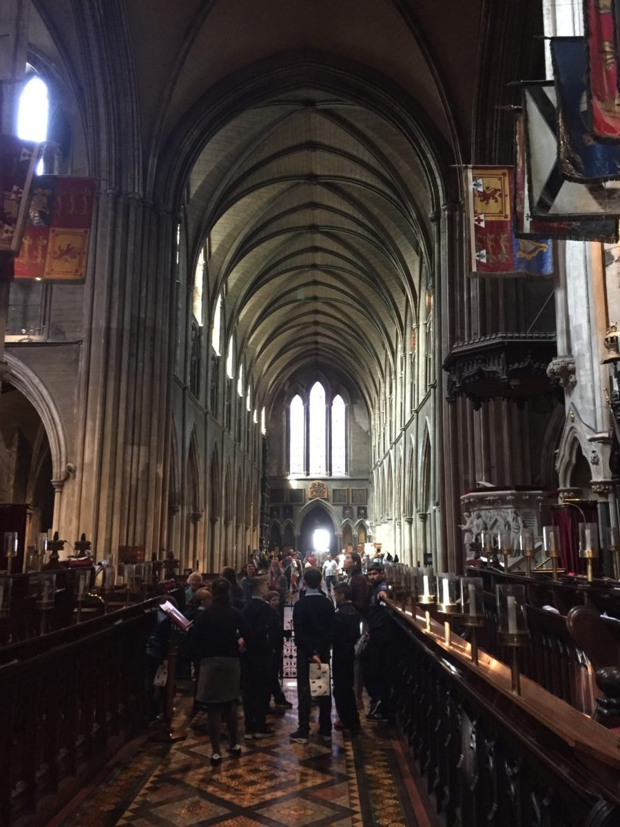 Cultural Visit to The Marsh Library and St Patrick's Cathedral