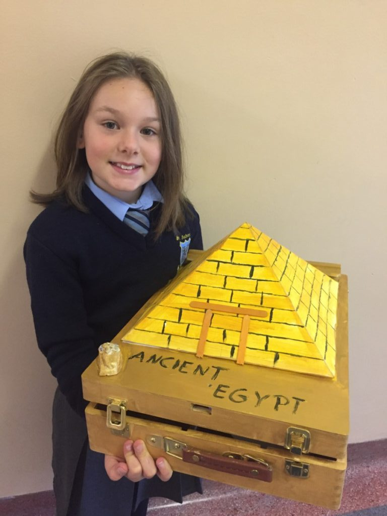 Our Ancient Egypt Projects
