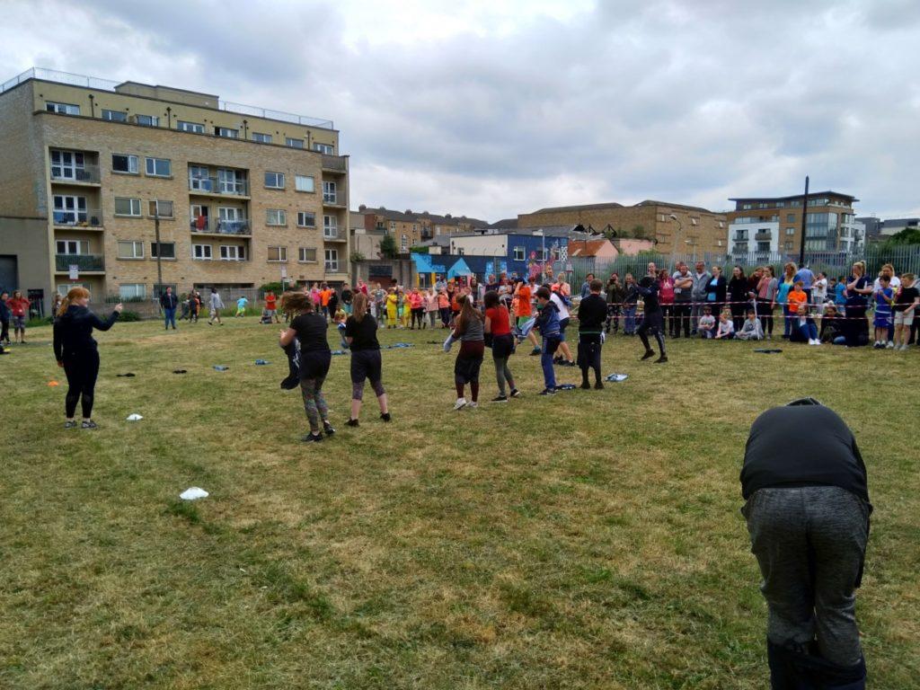 St Audoen's Sports Day