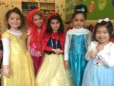 World Book Day in Room 1.
