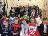 Halloween Celebrations In St Audoens