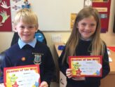Students of the Week in Room 4